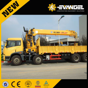 Truck Mounted Crane Dongfeng Chassis Sq3.2sk1q 3.2tons Crane pictures & photos