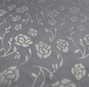 Polyester Lining Fabric with Embossing Design pictures & photos