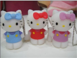 Cute Gifts Cartoon USB Drives with Your Logo pictures & photos