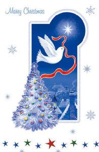 Handmade Christmas Greeting Cards (CB1-003)