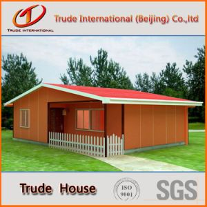 Light Steel Frame Mobile/Modular/Prefab/Prefabricated House pictures & photos
