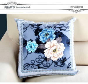 European Including Pillow Core Printing Office Sofa Bed Pillow Car Cushion Wholesale Gift pictures & photos