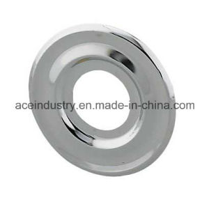 Chromate Plating Metal Stamping Smooth Finish pictures & photos