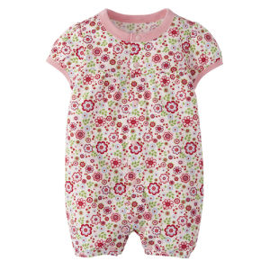 2017 New Spring & Summer Cotton Romper Baby Bodysuit pictures & photos