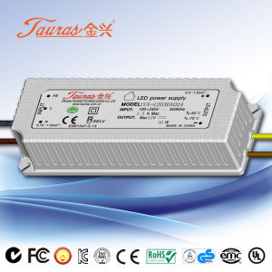 10.5W Constant Current 30VDC 350mA Indoor LED Driver Hjds-30350A022