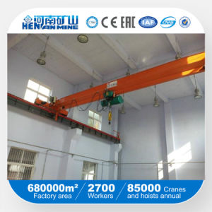 Henan Lda Mode Single Girder Overhead Crane with Best Quality pictures & photos