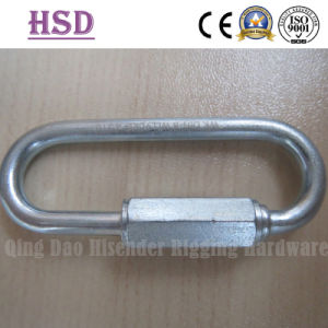 E. Galvanized Common Quick Link of Rigging Hardware pictures & photos