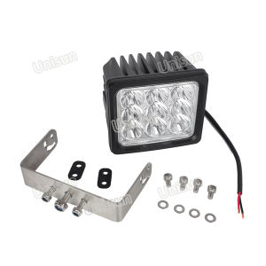 12V 6inch 90W Auxiliary CREE LED Farm Tractor Work Light pictures & photos