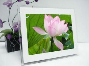 Acrylic Wall Mounted 15inch Digital Photo Frame for Gifts (TF-6010) pictures & photos