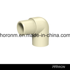 CPVC D2846 Water Pipe Fitting (MALE AND FAMALE ELBOW) pictures & photos