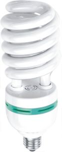 85W 17mm Half Spiral Energy Saving Lamp