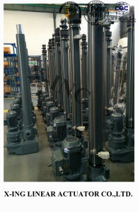 Electric Standard Weight Elevator / Motor Drive Weight Actuator pictures & photos