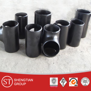 Steel Tee Carbon Steel Pipe Fitting Equal Tee pictures & photos