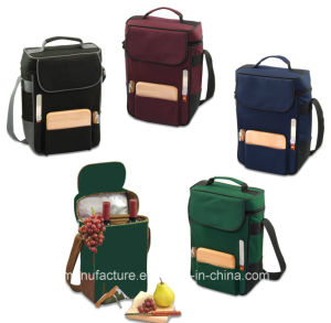 Picnic Wine Insulated Cooler Bag pictures & photos