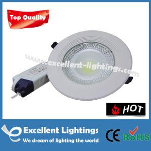 Low Heat High Brightness 12 Watt LED Downlight