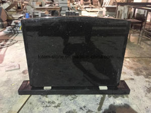 Discount Inexpensive Grave Markers Cost of Gravestones Granite Memorial Headstones pictures & photos