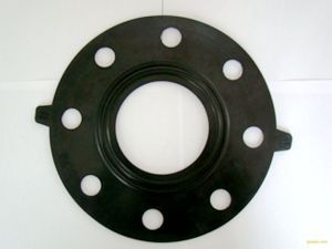 High Quality EPDM Rubber Flange Gasket pictures & photos
