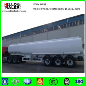 3 Axle 42000L Fuel Oil Petrol Tank on Sale pictures & photos