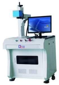 Automatic Fiber Laser Marking Machine for Pump