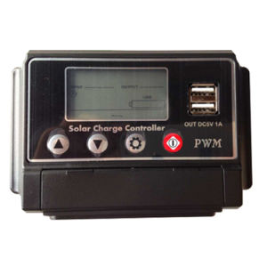10A-30A Solar Controller with 2 USB Output pictures & photos
