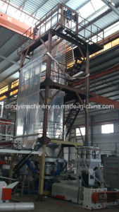 a+B+C Three Layer Film Blowing Machine pictures & photos
