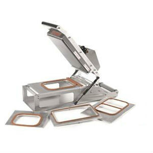 Plastic Tray Sealer pictures & photos