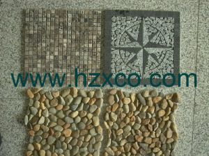 Granite Pebble for Paving Road Cobble Stone pictures & photos