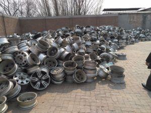 Aluminum Wheel Scrap pictures & photos