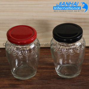 High Quality Glass Jam Jar & Honey Jar pictures & photos
