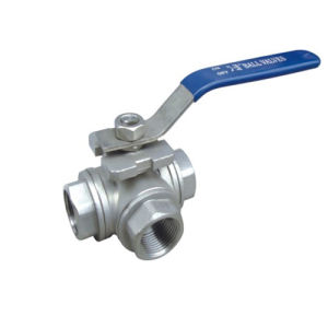 Threaded Multi-Port Ball Valve (1000psi)