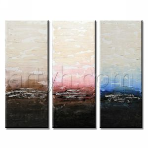 Abstract Acrylic Painting for Decor