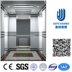 AC Vvvf Gearless Drive Passenger Elevator Without Machine Room (RLS-216) pictures & photos