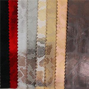 New Design PU Artificial Leather (wscy-57)