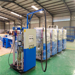 High Quality Insulating Glass Two Component Coating Machine pictures & photos