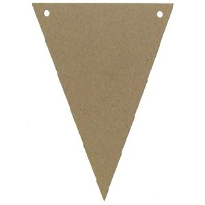 "4"" X 6"" Kraft Chip Pennants pictures & photos"