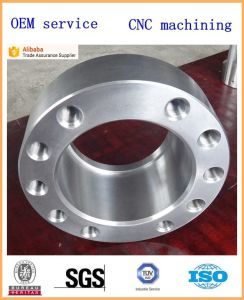 CNC Machining Forging to Be Normalized or Annealed 1029 or 1045 Triplex Piston Core with Bore pictures & photos
