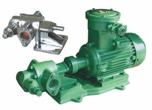 KCB Series Electric Gear Oil Pump pictures & photos