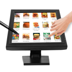 """15"""" Capacitive LED Backlight Touch Screen Monitor pictures & photos"""