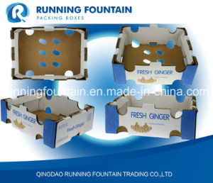 Packaging Paper Boxes for Fresh Ginger