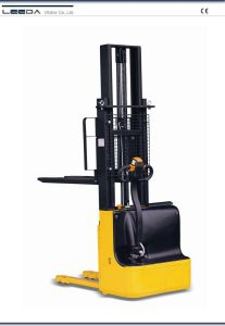 Full Electric Stacker with Side Shape Driving Unit (HL-FN SERIES) pictures & photos