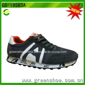 Wholesale Mens Sport Footwear Outdoor Jogger Running Shoes for Men pictures & photos
