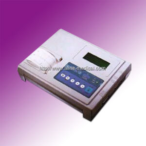 CE Certified Three Channel Intepretive ECG Machine (MK14) pictures & photos
