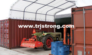 Prefabricated Building, Container Cover, Container Tent, Container Shelter (TSU-2020C/2040C) pictures & photos