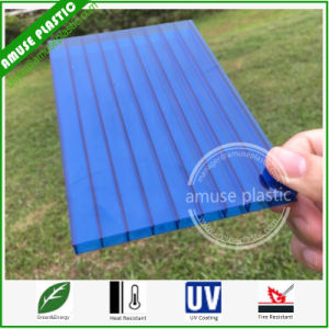 High Quality Plastic Hollow PC Sheet Light Weight Polycarbonate Gazebo pictures & photos