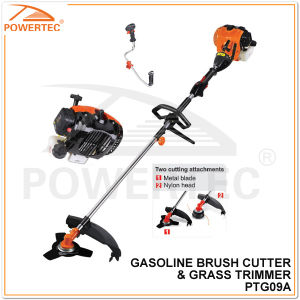 Powertec 30cc 1000W Sellin Well Gasoline Grass Trimmer (PTG09A) pictures & photos