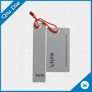 Simple Printed Hang Tag for Promotion Gifts pictures & photos