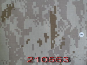 Moor Rip-Stop Military Camouflage Fabric pictures & photos
