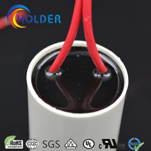 AC Motor Start Capacitor for Air Conditioner Electrical Metallized Polypropylene (Cbb60 605j/450V) pictures & photos