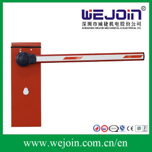 Professional Manual Security Vehicle Barrier Gate with LED Light Remiding pictures & photos