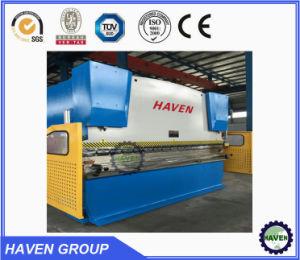 Hydraulic Metal Plate CNC bending machine, sheet metal bending machine(WC67K) pictures & photos